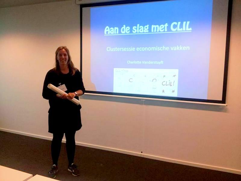 Charlotte CLIL Vanderstuyft